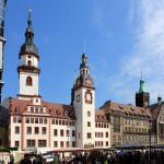 Zentrum, Altes Rathaus