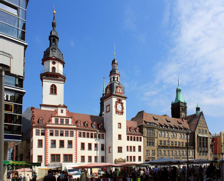 Altes rathaus chemnitz stadt chemnitz artikel artikel berichte - Architekt chemnitz ...
