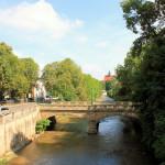 Zentrum/Kaßberg, Bierbrücke