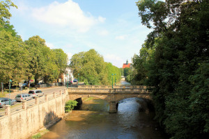 Bierbrücke in Chemnitz