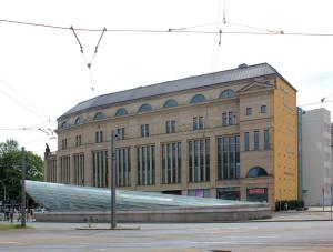 Das Tietz Chemnitz (Warenhaus Tietz)