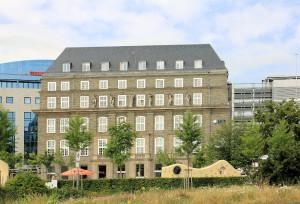Chemnitz, ehem. Gebäude der Dresdner Bank