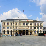 Zentrum, Hauptbahnhof