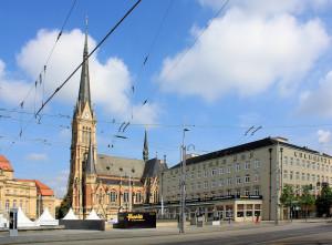 Hotel Chemnitzer Hof in Chemnitz
