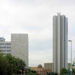 Mercure Hotel Chemnitz, Ostseite