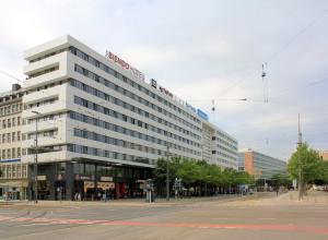 Ehem. Robotron-Forschungszentrum Chemnitz