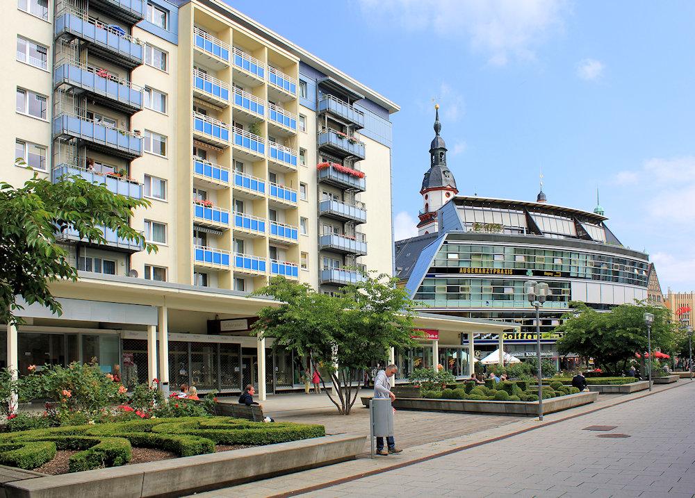 Chemnitz Rosenhof