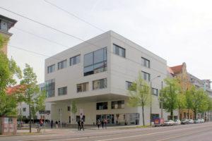 Bibliothek der Hochschule für Technik, Wirtschaft und Kultur (HTWK) Connewitz