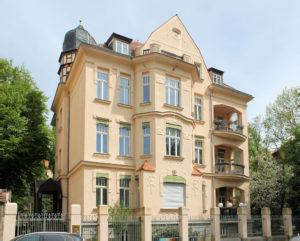 Wohnhaus Dölitzer Straße 45 Connewitz
