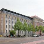 Hochschule für Technik, Wirtschaft und Kultur (HTWK, Lipsius-Bau)