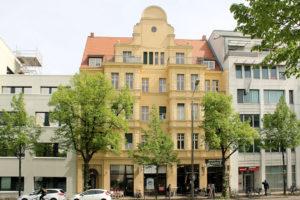 Wohnhaus Karl-Liebknecht-Straße 151 Connewitz