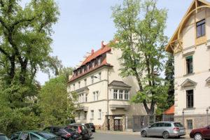 Wohnhaus Prinz-Eugen-Straße 29 Connewitz