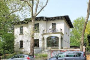 Villa Prinz-Eugen-Straße 33 Connewitz