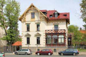 Villa Prinz-Eugen-Straße 31 Connewitz