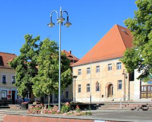 Wohnhaus Markt 2 Dahlen