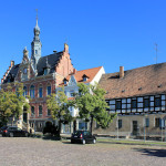 Dahlen, Rathaus