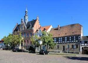 Rathaus Dahlen