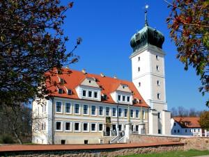 Schloss Delitzsch im Landkreis Nordsachsen