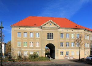 Wohnbebauung Antoinettenstraße / Friedrichstraße Dessau