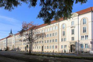 Wohnbebauung Kavalierstraße 2 bis 18 Dessau