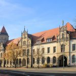 Dessau, Postamt