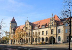 Postamt Dessau
