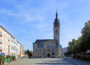 Rathaus Dessau