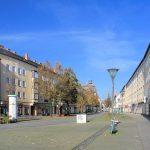 Wohnbebauung Zerbster Straße / Markt Dessau