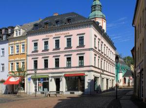 Altes Amtshaus Döbeln