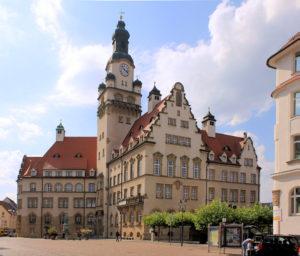 Neues Rathaus Döbeln