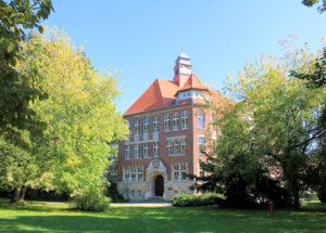Ehem. Oberschule Eilenburg (Martin-Rinckart-Gymnasium)