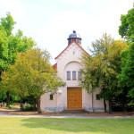 Friedhofskapelle Eilenburg-Ost