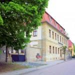 Das Neue Herrenhaus in Dehlitz/Saale
