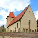Die Kirche in Großgöhren