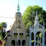 Die Gustav-Adolf-Gedenkstätte in Lützen