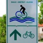 Logo der Saale-Unstrut-Elster-Radacht