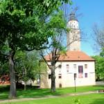 Das Schloss in Lützen