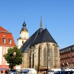 Die Marienkirche in Weißenfels