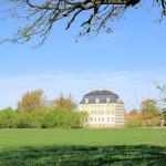 Schloss Wiederau in der Elsteraue