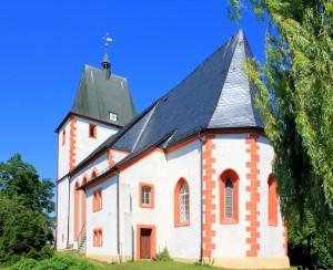 Die Ev. Wiprechtkirche in Eula
