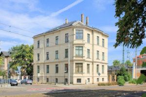 Wohnhaus Delitzscher Straße 13 Eutritzsch
