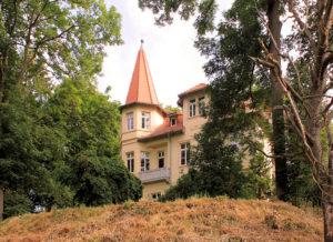 Villa von Einsiedel Flöha