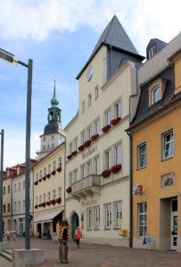 Rathaus Frankenberg
