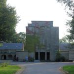 Freiberg, Krematorium Donatsfriedhof