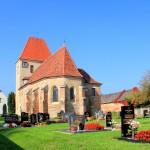 Ev. Pfarrkirche in Freiroda
