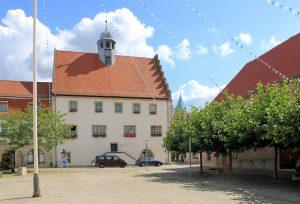 Rathaus Freyburg/Unstrut