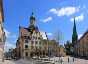Rathaus Geringswalde