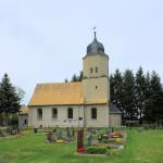 Ev. Pfarrkirche Niederglaucha