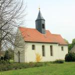 Ev. Pfarrkirche Oberglaucha