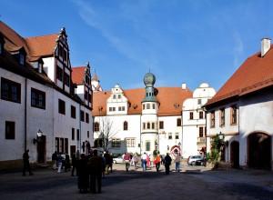 Glauchau, Schloss Hinterglauchau